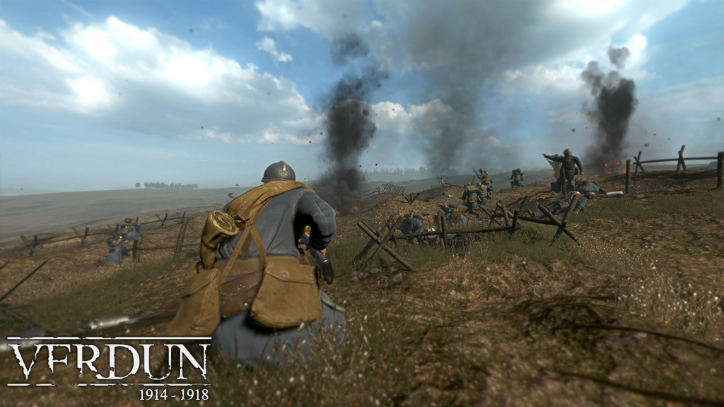 Verdun WW1 Shooter