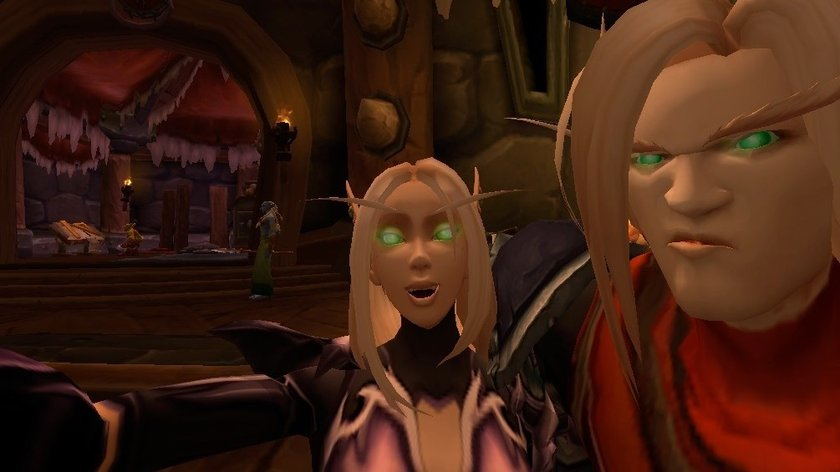 World of Warcraft Selfie Event
