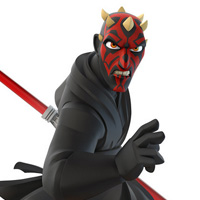 Everything Looks Great In Star Wars Disney Infinity, Except Darth Maul