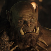 Here's Your First Look At Ogrim Doomhammer From the Warcraft Movie