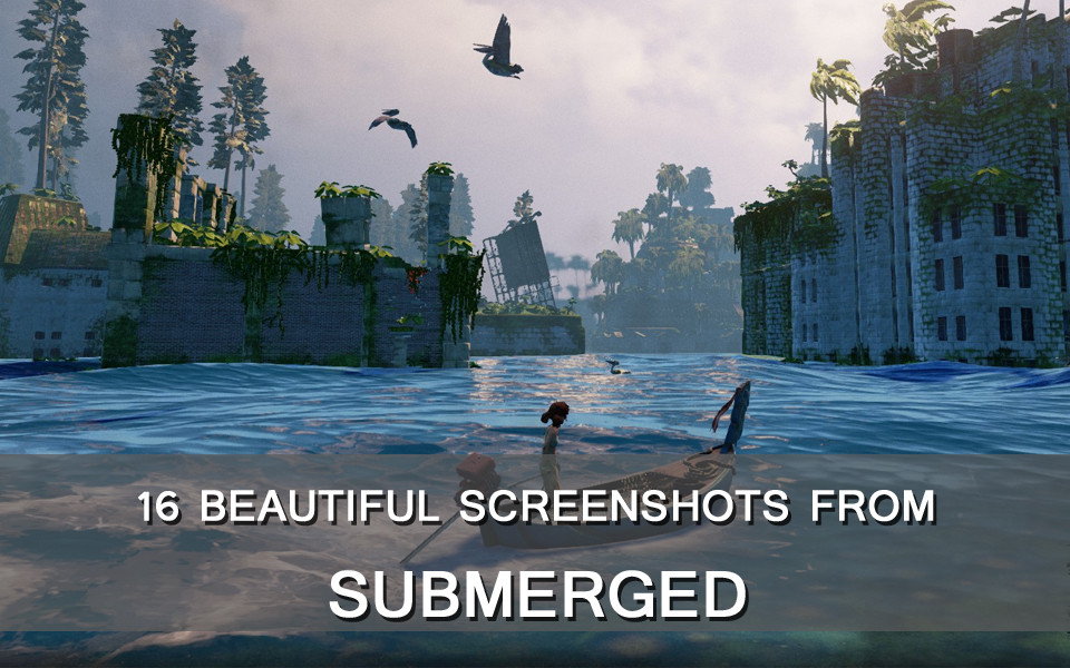 Submerged Game
