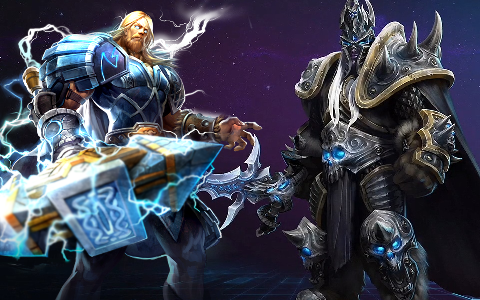 Smite Heroes of the Storm