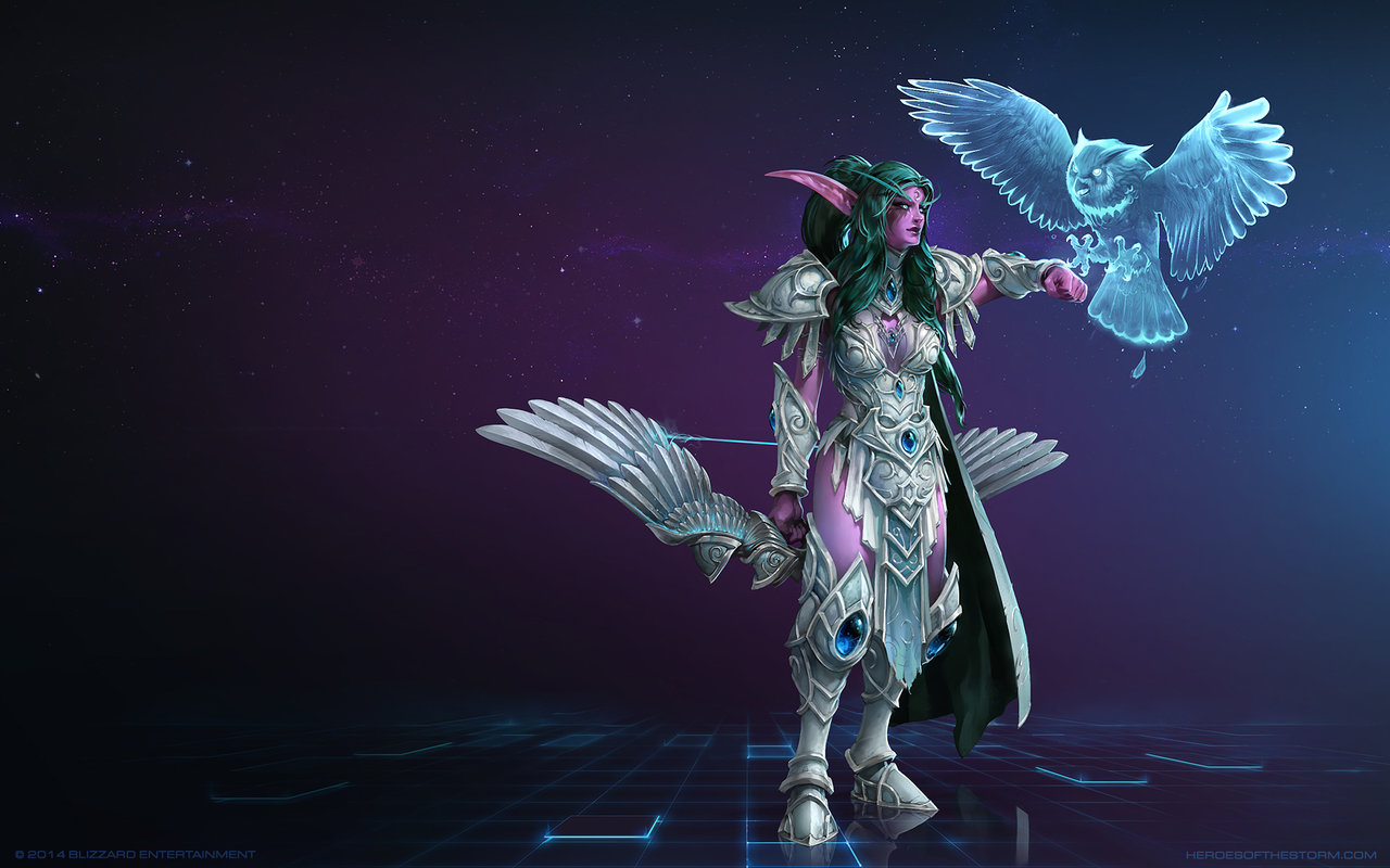 Tyrande, Heroes of the Storm