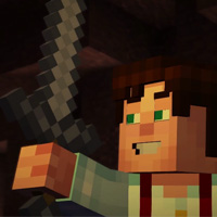 Debut Trailer For Minecraft: Story Mode Looks Weird and Awesome