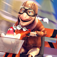Coffin Dodgers Review: Race For Your Life