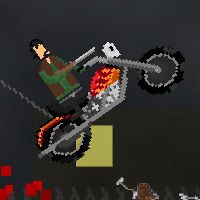 Ted By Dawn is Pixely, Bloody, Tough