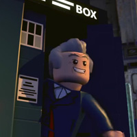 Dr Who LEGO Dimensions
