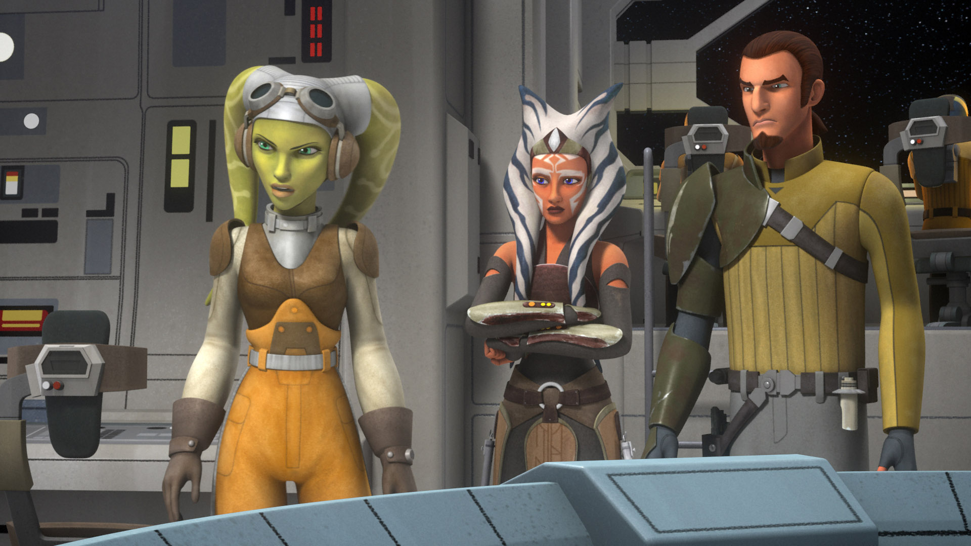 Ahsoka Rebels Season 2