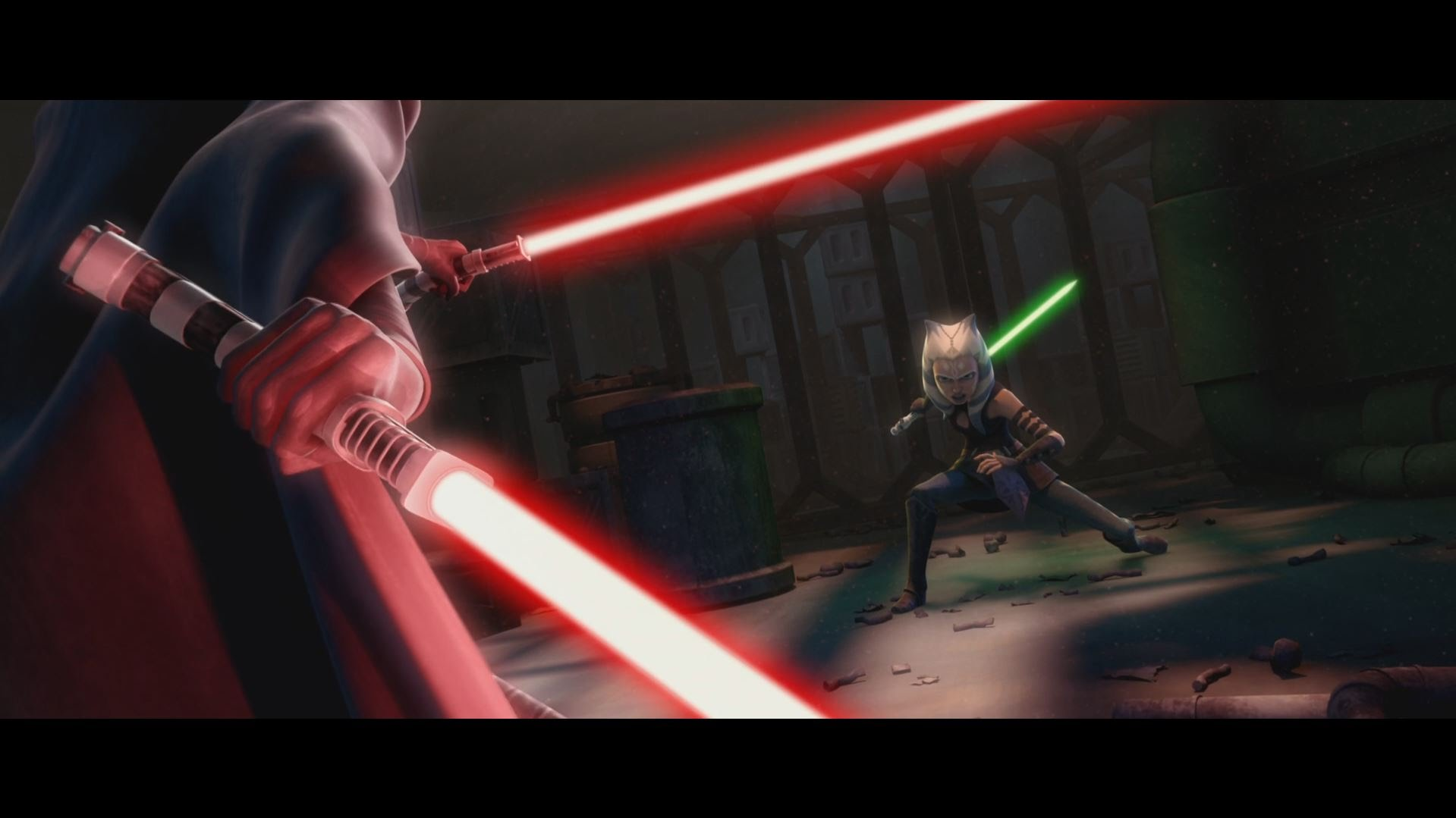 Ahsoka Rebels Season 2 finale